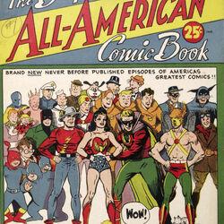 The Big All-American Comic Book
