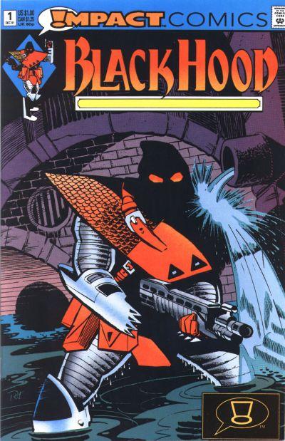 Black Hood Vol 1 1