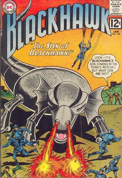 Blackhawk Vol 1 180