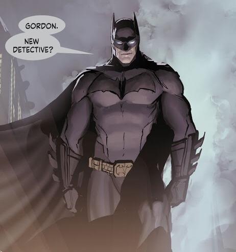 Bruce Wayne (Harleen)