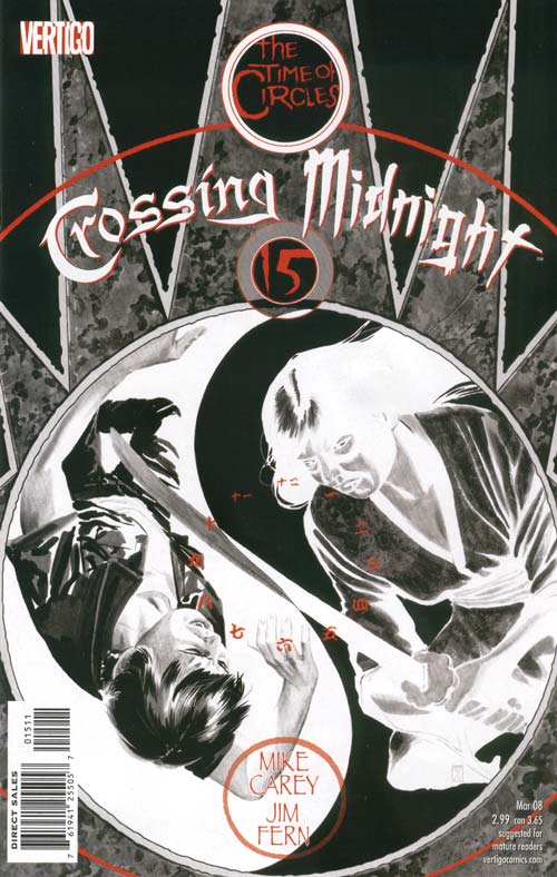 Crossing Midnight Vol 1 15