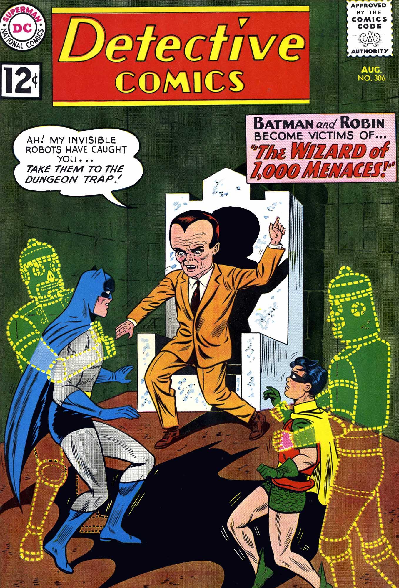 Detective Comics Vol 1 306