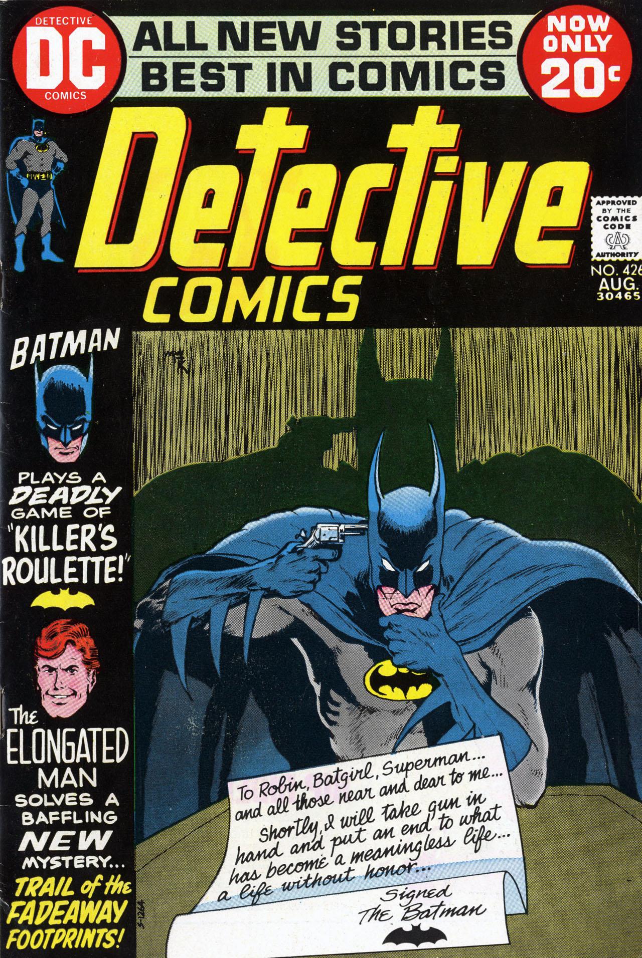 Detective Comics Vol 1 426