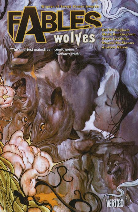 Fables: Wolves (Collected)