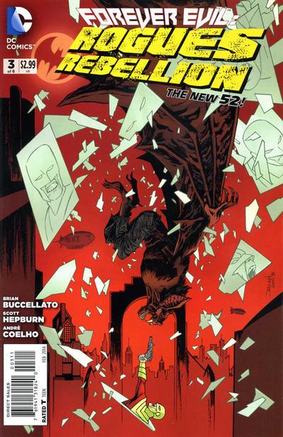 Forever Evil: Rogues Rebellion Vol 1 3