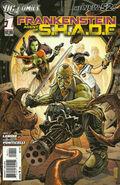 Frankenstein Agent of SHADE Vol 1 1