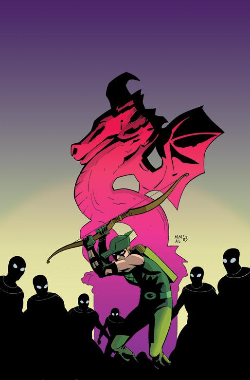 Green Arrow Vol 3 34