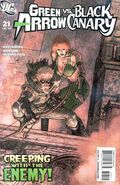 Green Arrow and Black Canary 21