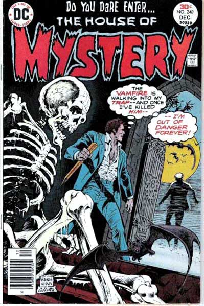 House of Mystery Vol 1 248