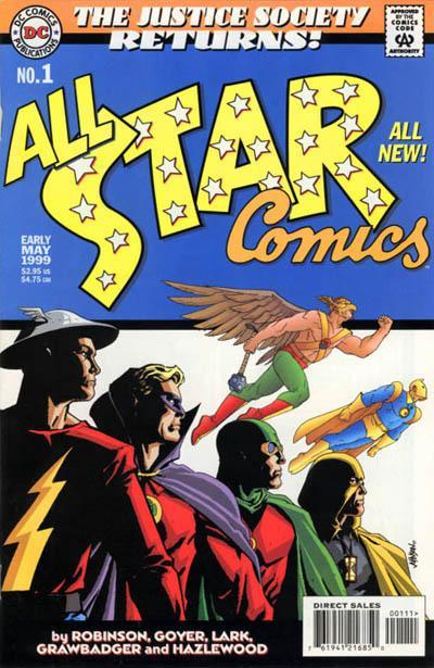 JSA Returns: All-Star Comics Vol 1