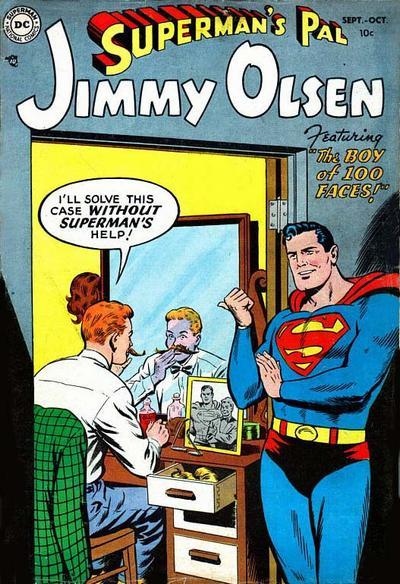Superman's Pal, Jimmy Olsen Vol 1