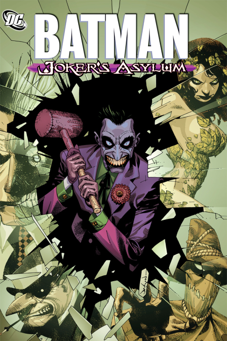 Batman: Joker's Asylum (Collected)