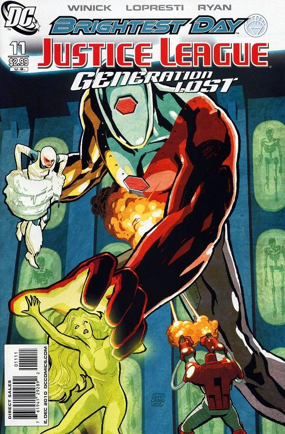 Justice League: Generation Lost Vol 1 11