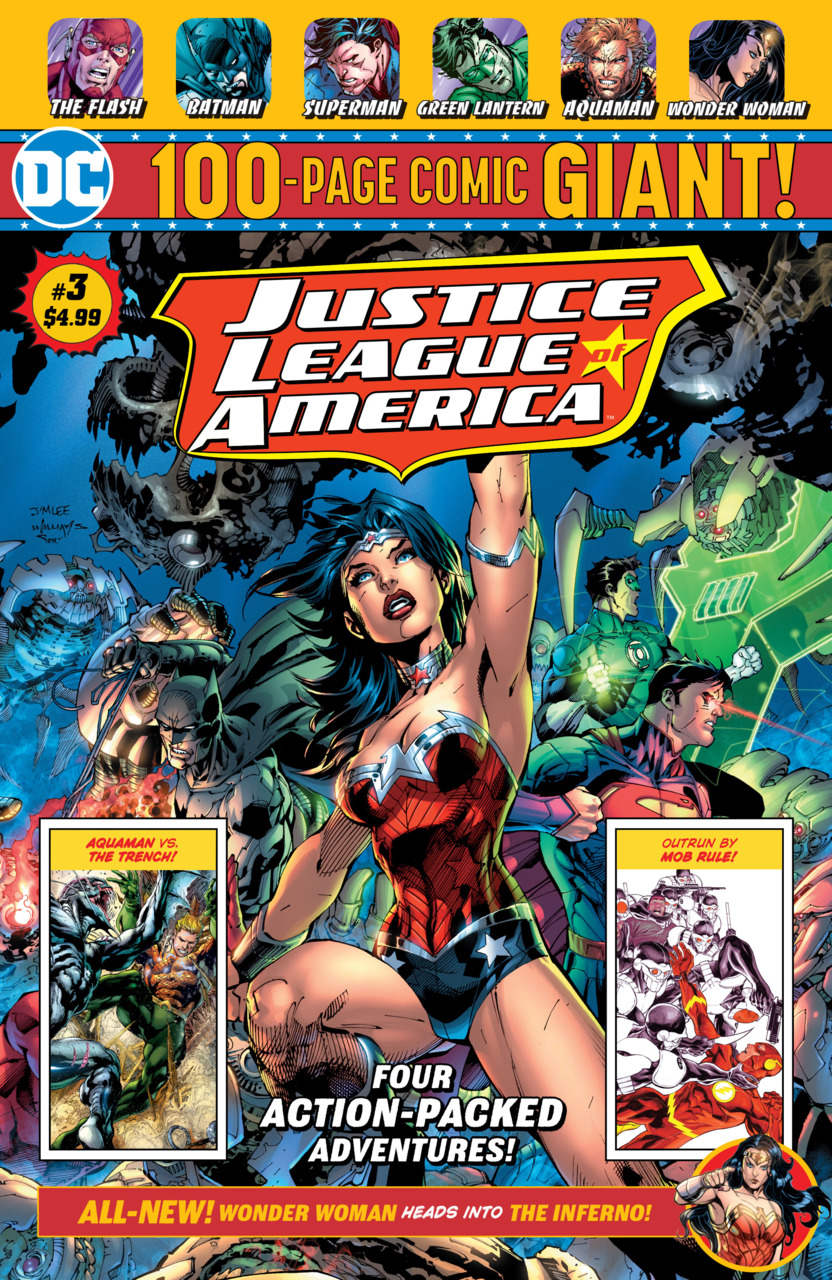 Justice League Giant Vol 1 3