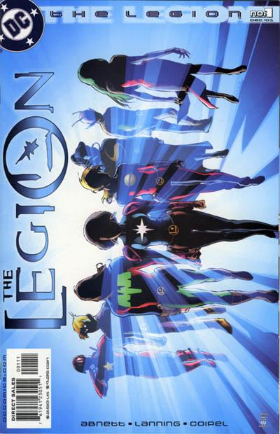 The Legion Vol 1 1