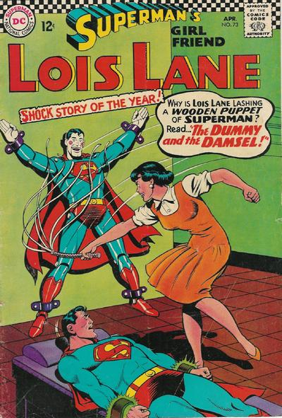 Superman's Girl Friend, Lois Lane Vol 1 73