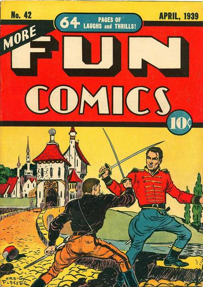 More Fun Comics Vol 1 42