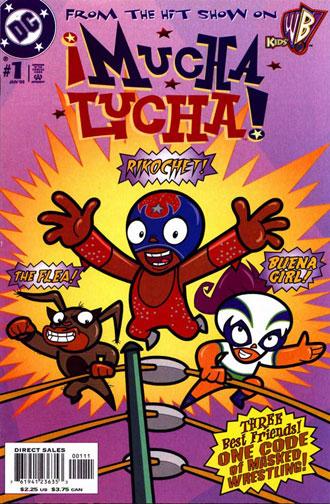 Mucha Lucha Vol 1