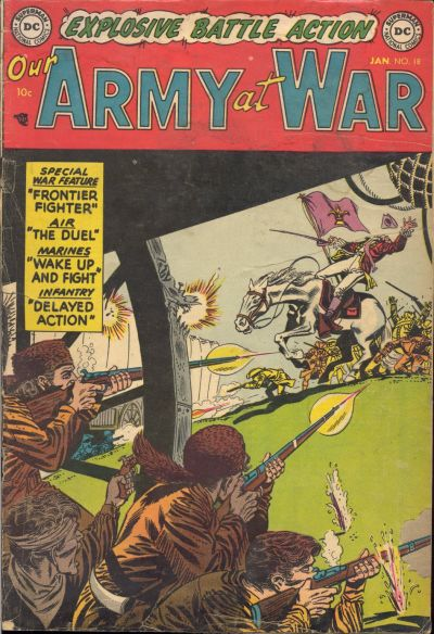 Our Army at War Vol 1 18