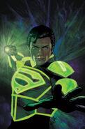 Smallville Lantern Vol 1 1 Textless