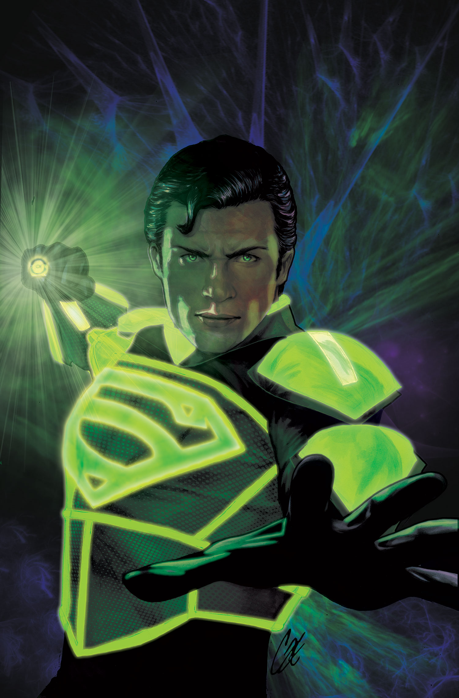 Smallville Season 11: Lantern (Collected)