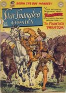Star-Spangled Comics 100