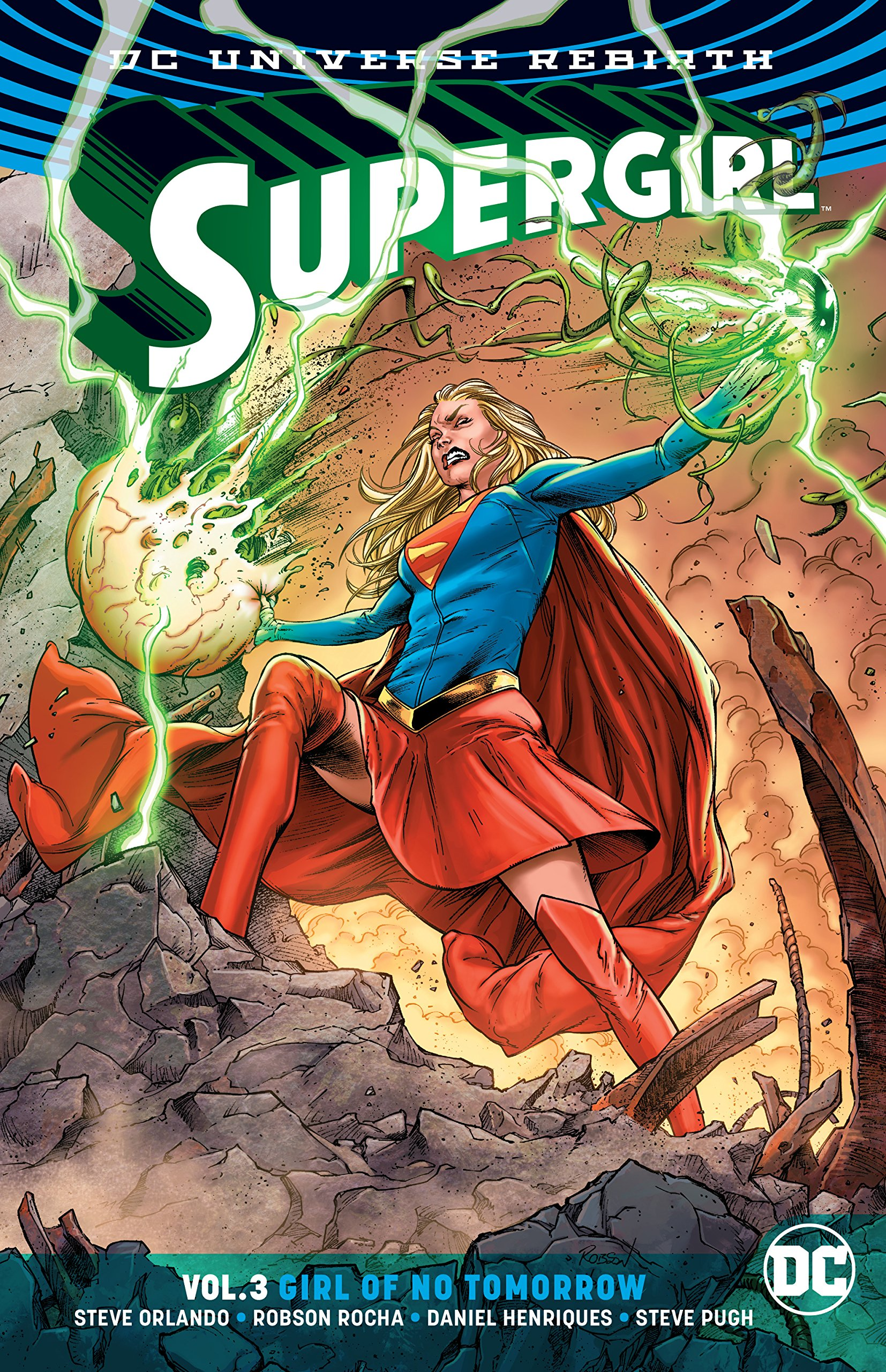Supergirl: Girl of No Tomorrow (Collected)