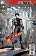Superman - World of New Krypton Vol 1 12