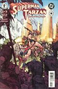 Superman Tarzan Sons of the Jungle Vol 1 2