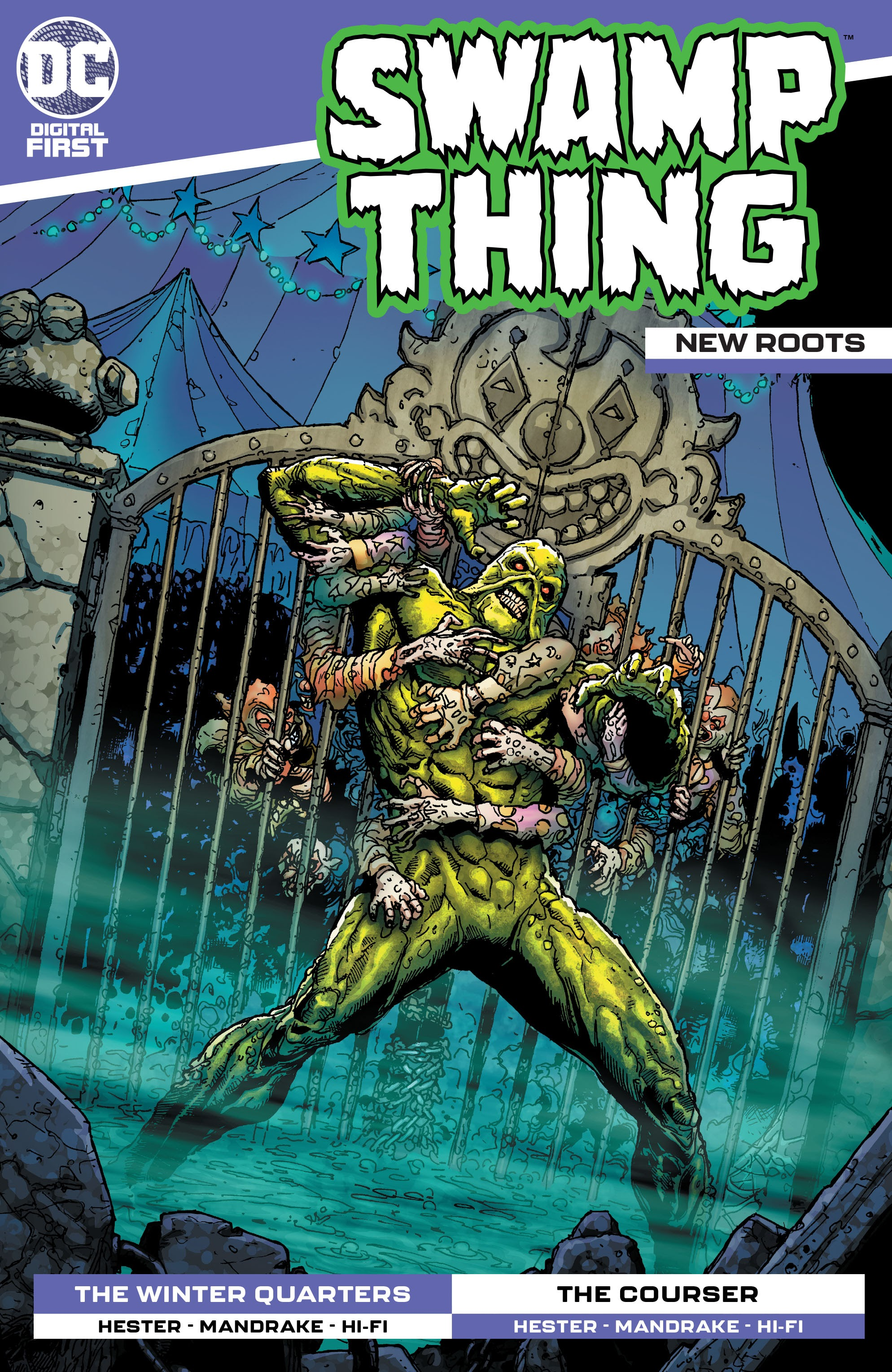 Swamp Thing: New Roots Vol 1 7 (Digital)