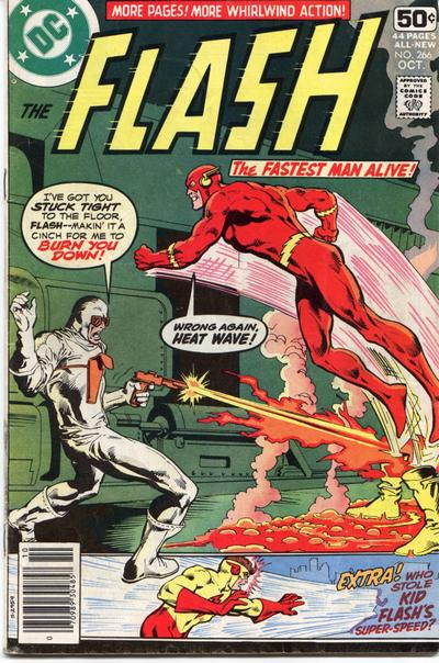 The Flash Vol 1 266