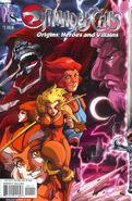 Thundercats Origins Heroes and Villains Vol 1 1