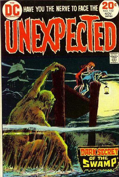 The Unexpected Vol 1 152