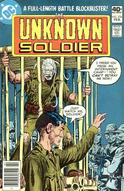 Unknown Soldier Vol 1 236
