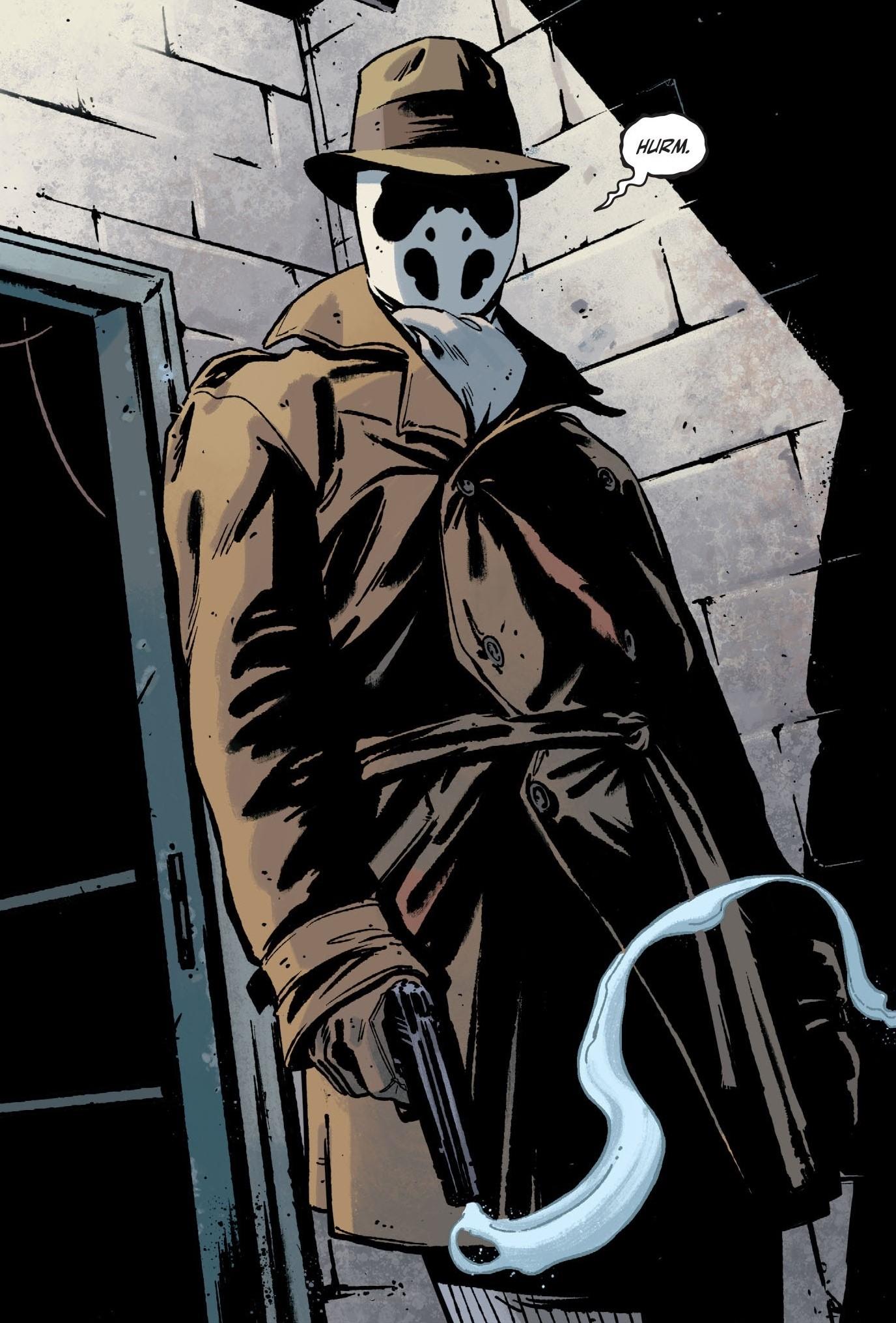 William Myerson (Watchmen)