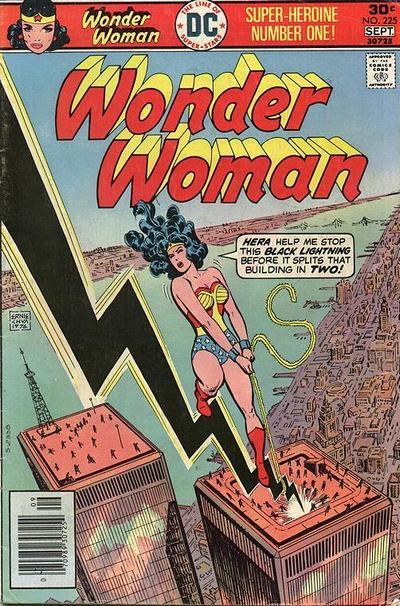 Wonder Woman Vol 1 225