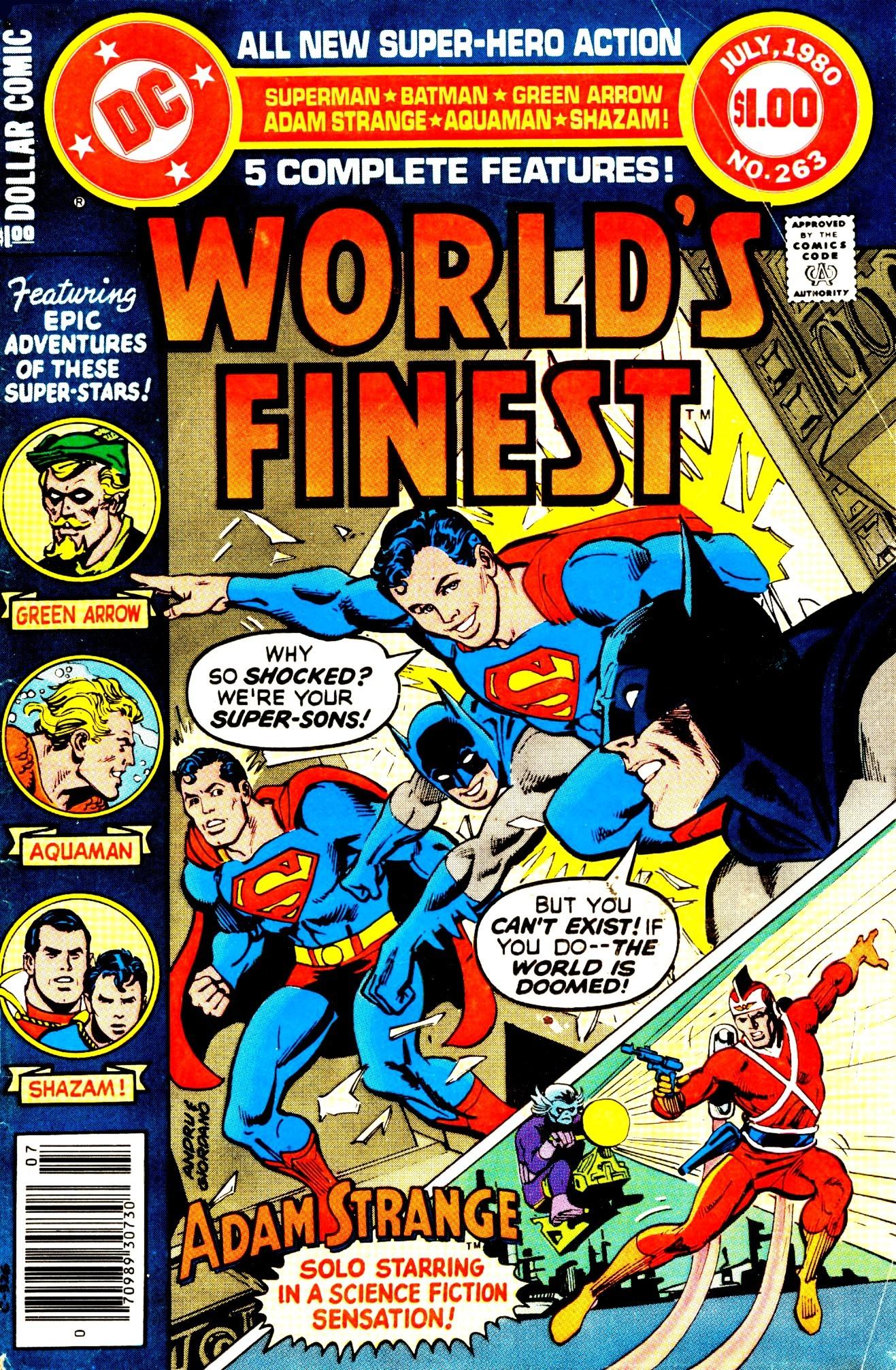 World's Finest Vol 1 263