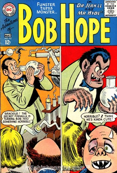 Adventures of Bob Hope Vol 1 92