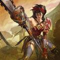 Atomic Wonder Woman Infinite Crisis Game