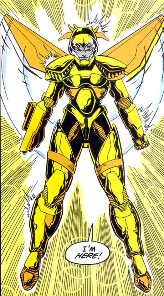 Axe (Team Titans)