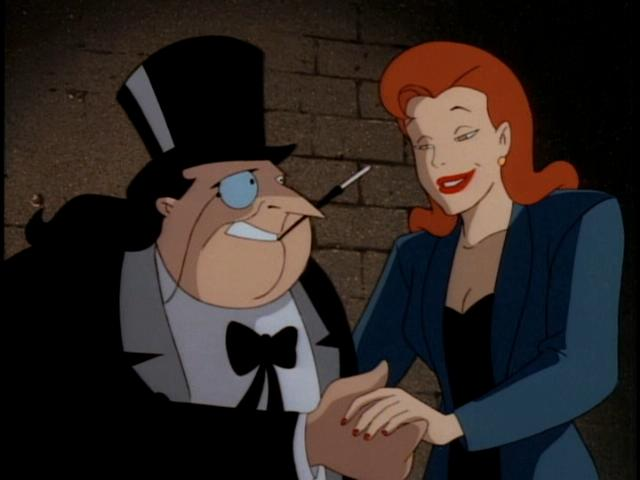 Batman (1992 TV Series) Episode: Birds of a Feather