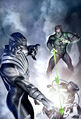 Black Lantern Green Arrow 002