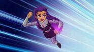 Blackfire DC Super Hero Girls 0001