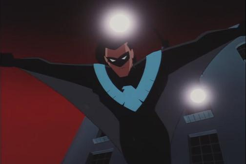 Richard Grayson (DCAU)