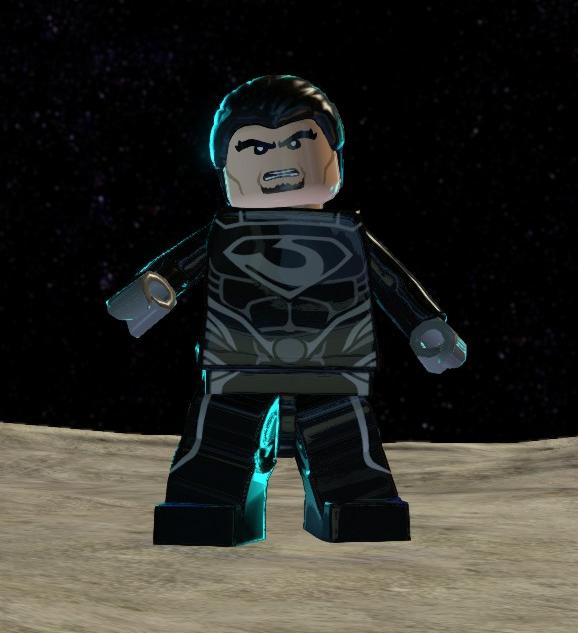 Dru-Zod (Lego Batman)