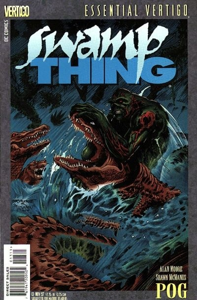 Essential Vertigo: Swamp Thing Vol 1 13