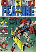 Feature Comics Vol 1 101