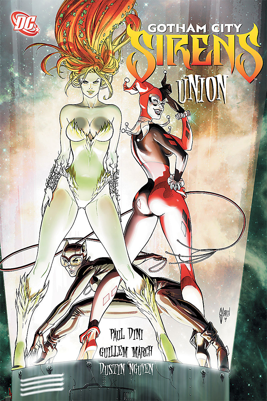 Gotham City Sirens: Union (Collected)