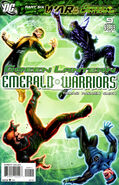 Green Lantern Emerald Warriors Vol 1 9