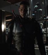 John Diggle, Jr. Arrow 0003